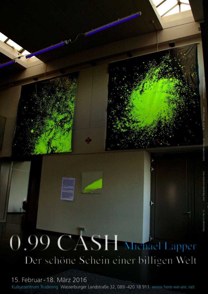 Plakat Cash Galaxy
