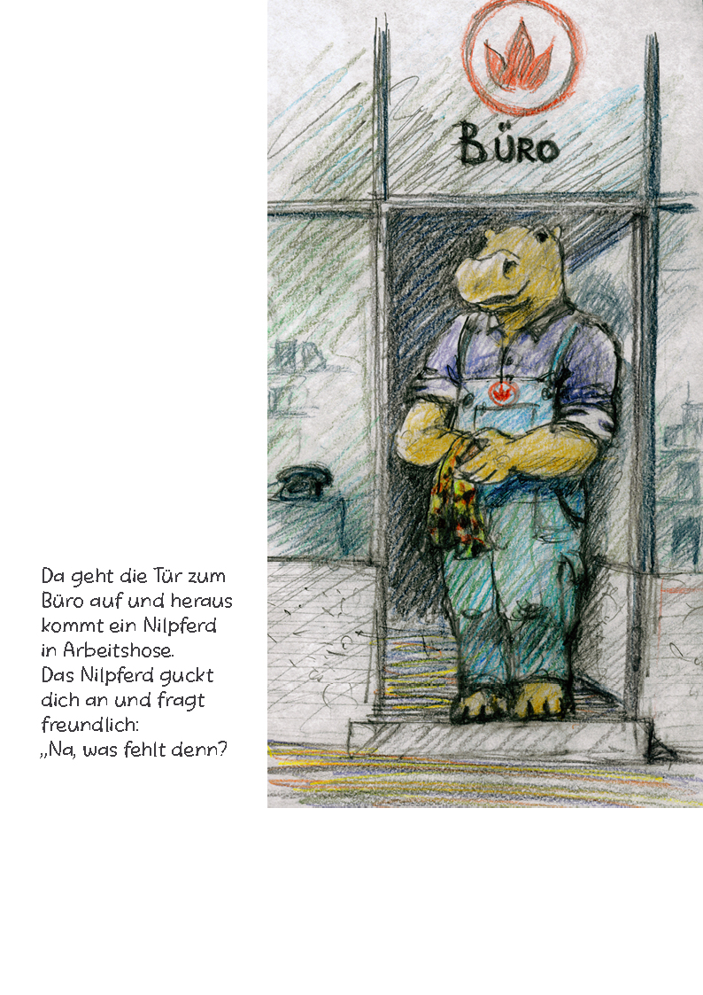 Tankstelle der Tiere Seite 8