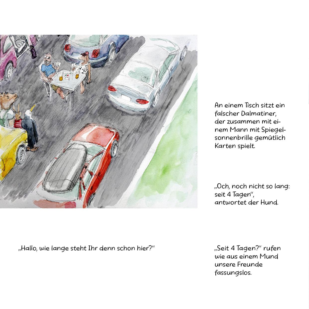 Tankstelle der Tiere III _ Die grosse Reise Seite 16