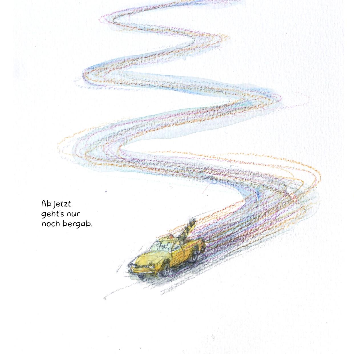 Tankstelle der Tiere III _ Die grosse Reise Seite 22