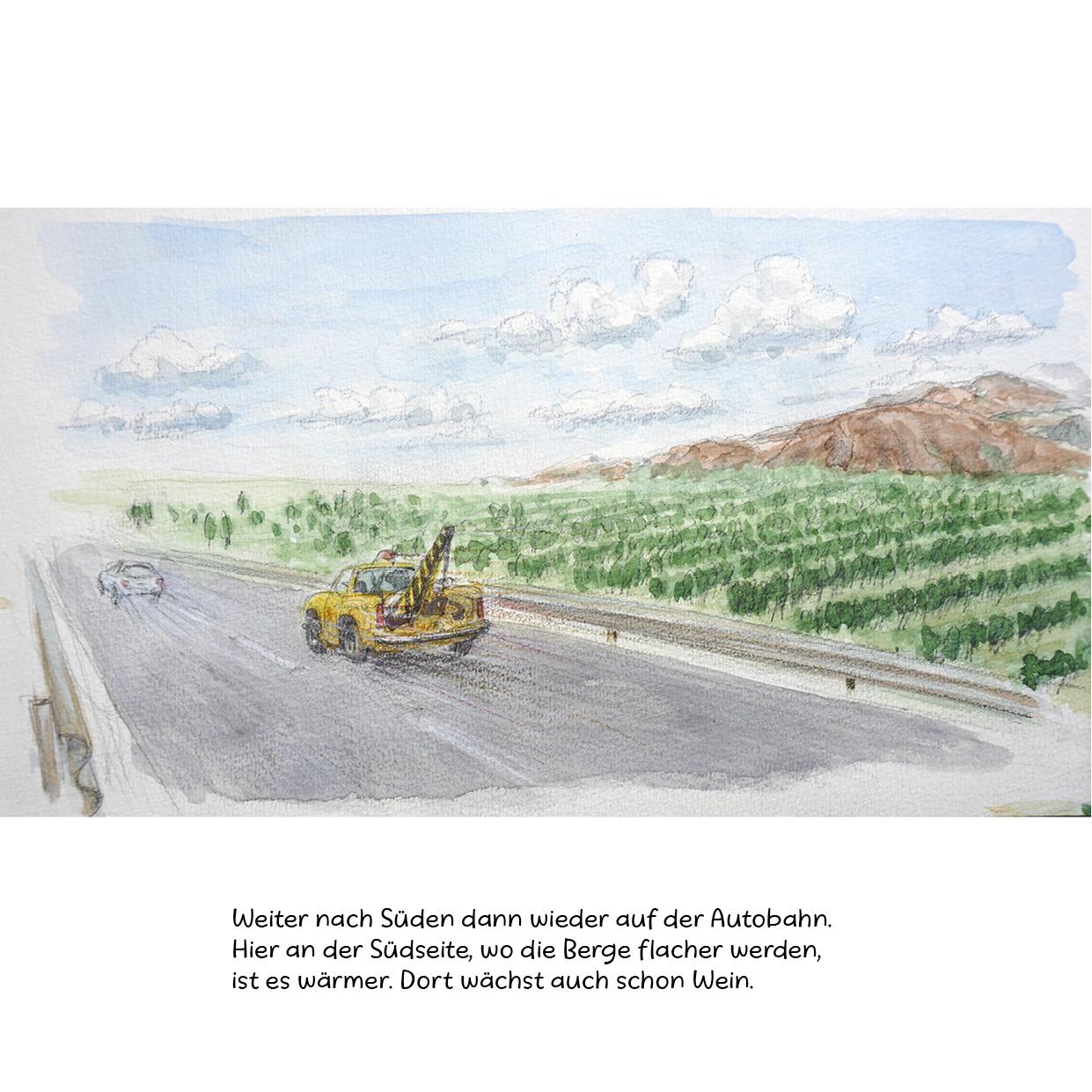 Tankstelle der Tiere III _ Die grosse Reise Seite 23