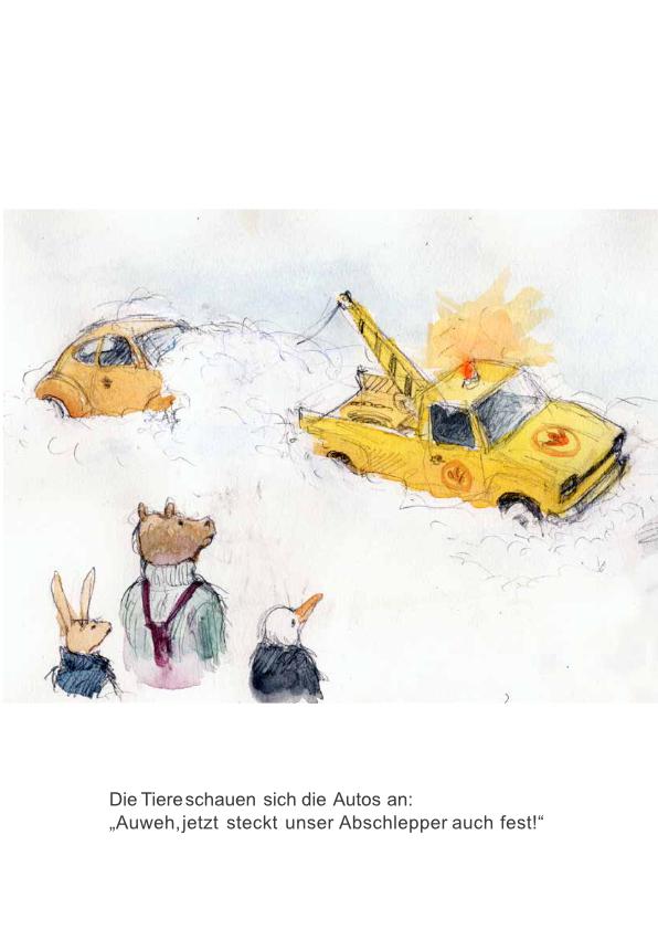 Tankstelle II: Panne im Schnee Seite 13