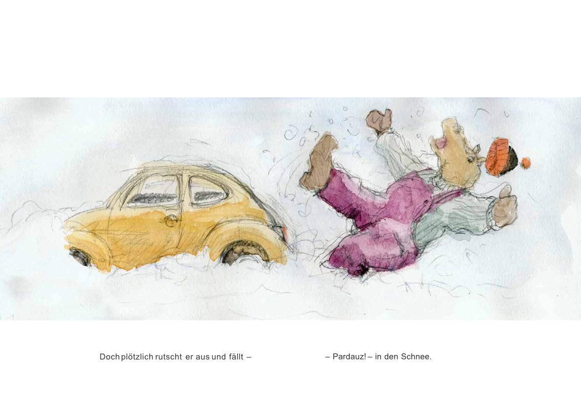 Tankstelle II: Panne im Schnee Seite 8-9