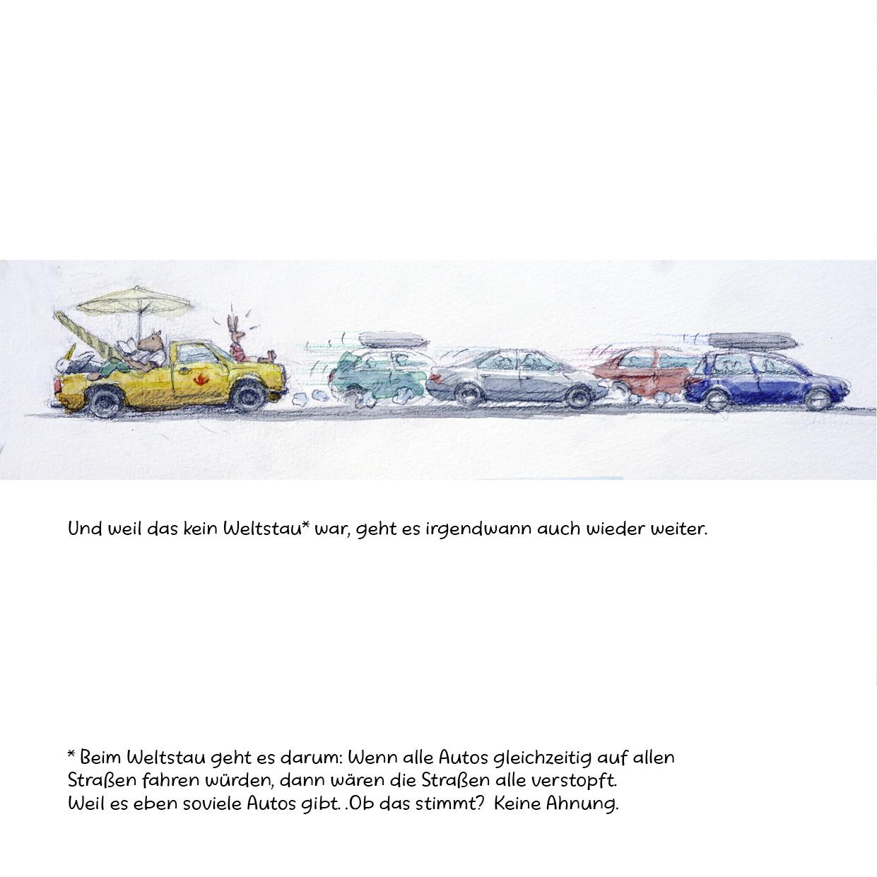Tankstelle der Tiere III _ Die grosse Reise Seite 18