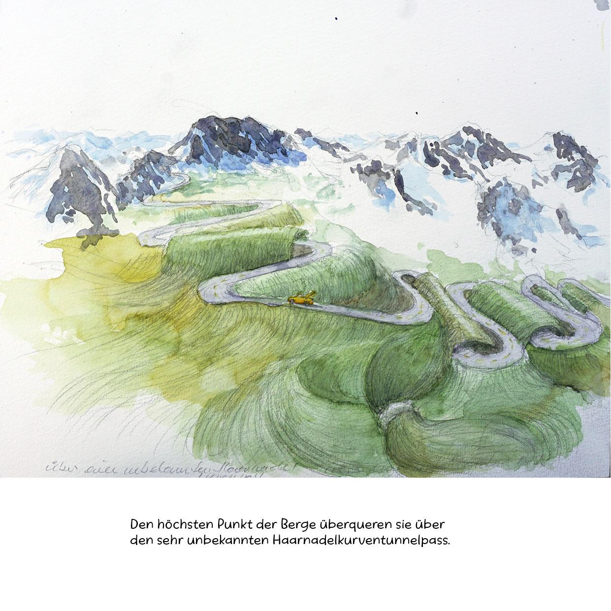 Tankstelle der Tiere III _ Die grosse Reise Seite 19
