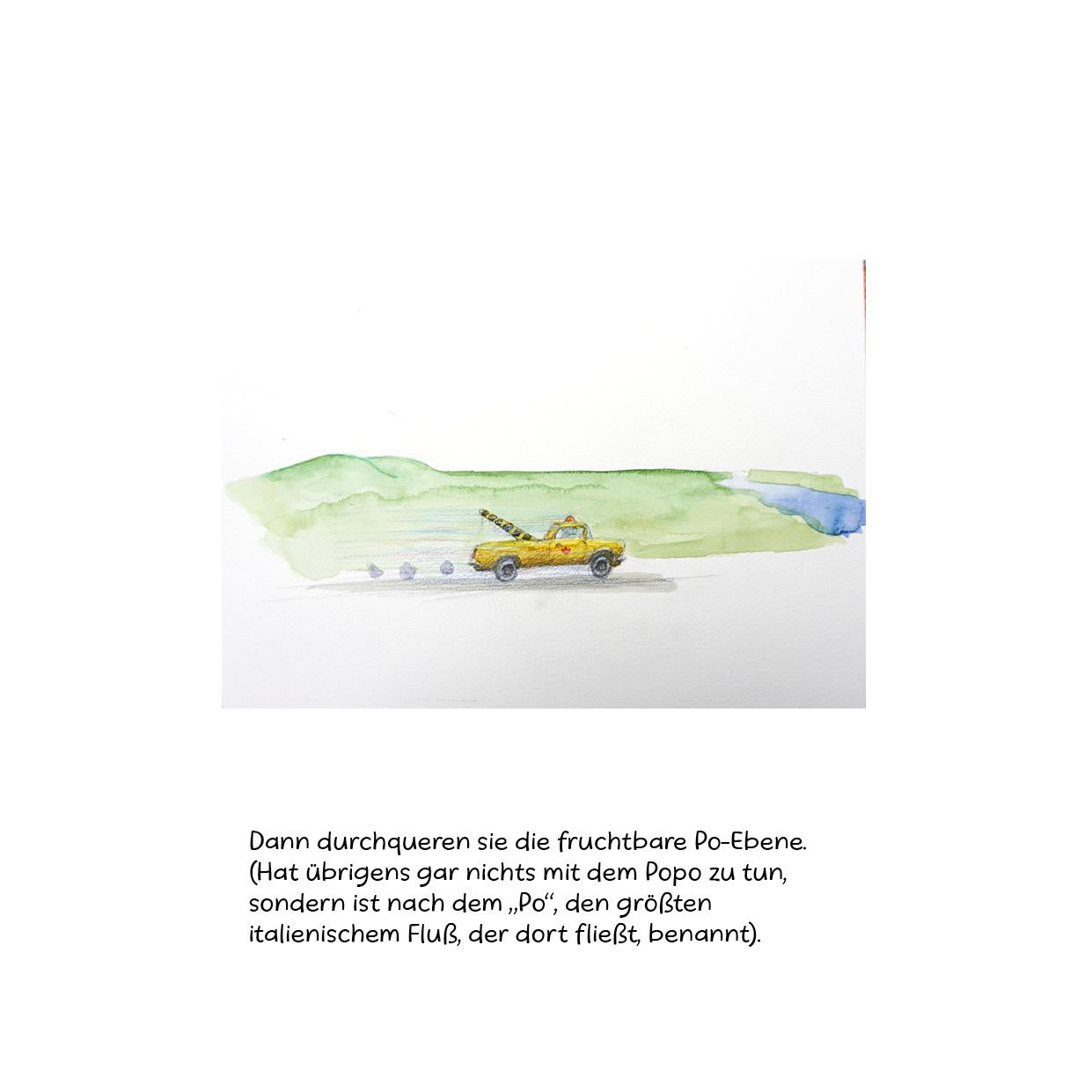 Tankstelle der Tiere III _ Die grosse Reise Seite 24