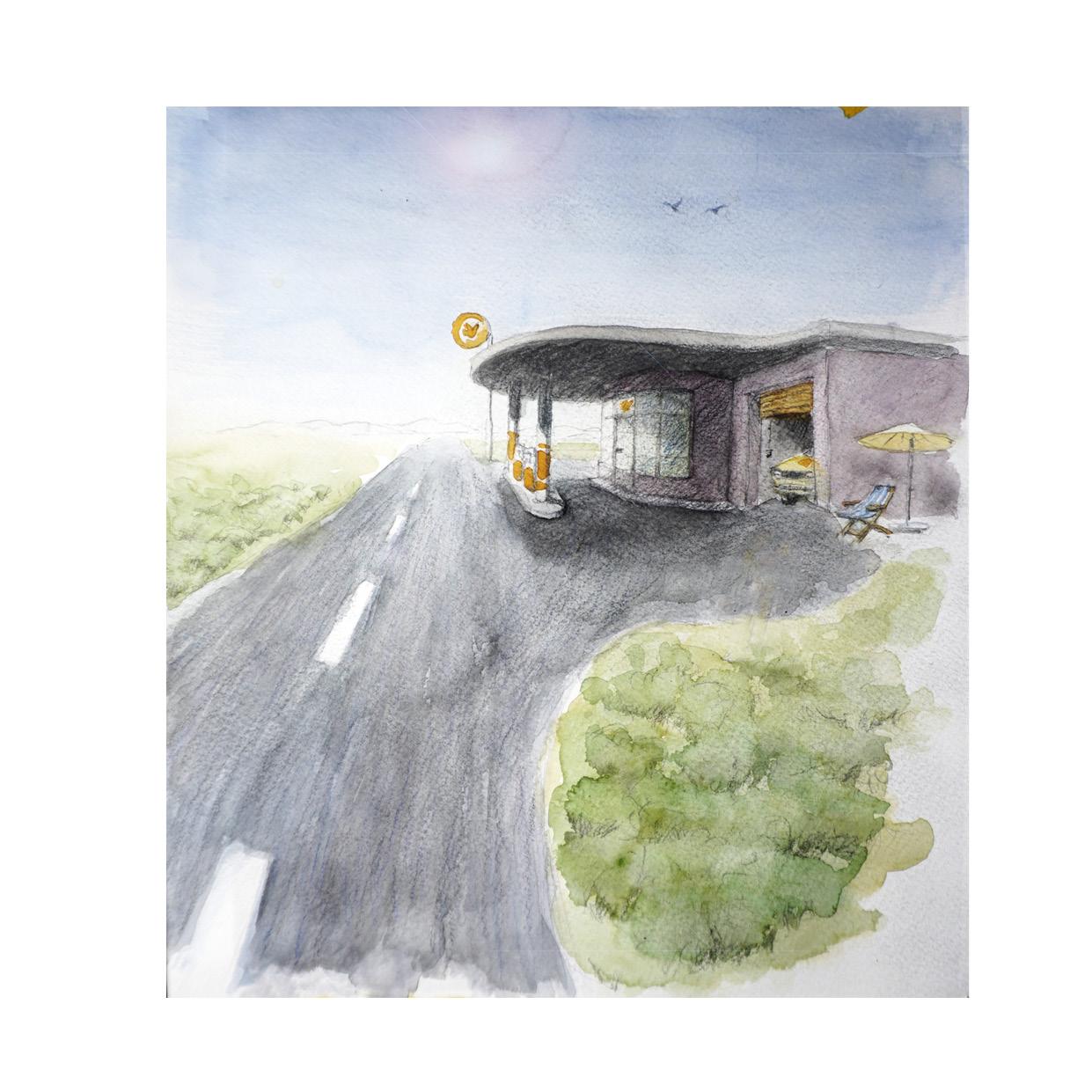 Tankstelle der Tiere III _ Die grosse Reise Seite 3