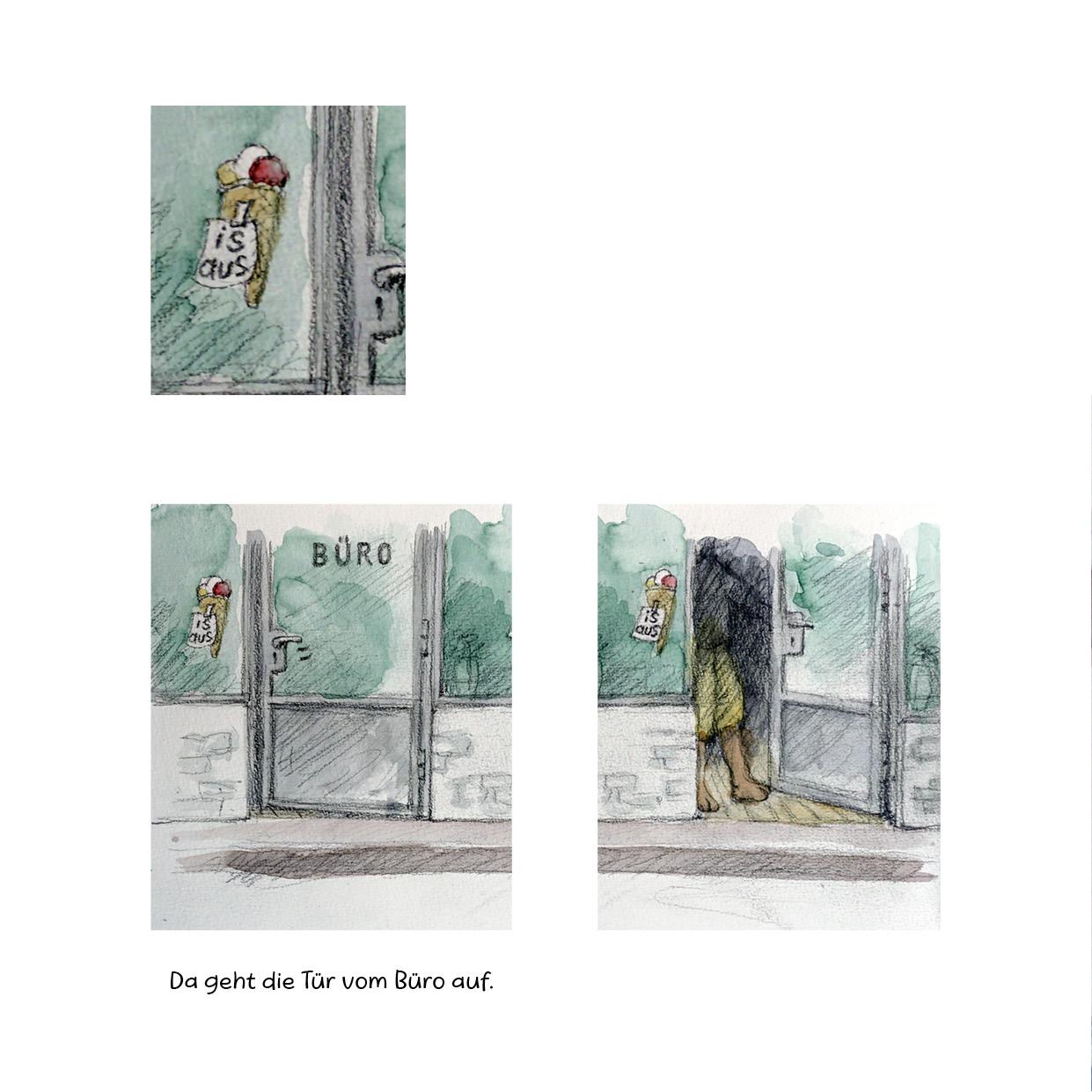 Tankstelle der Tiere III _ Die grosse Reise Seite 4
