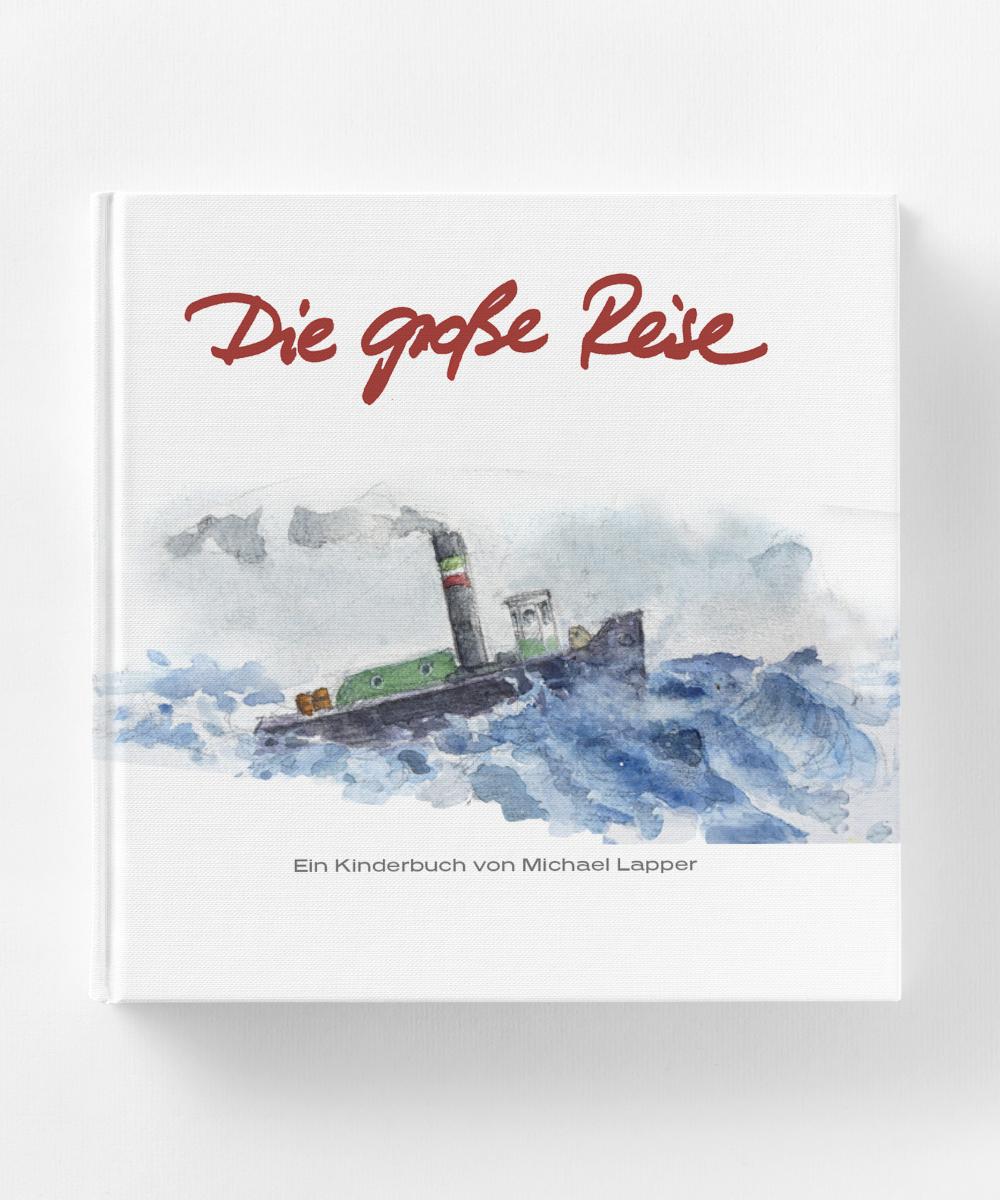 Buchcover Die große Reise